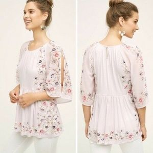 Anthropologie One September tunic
